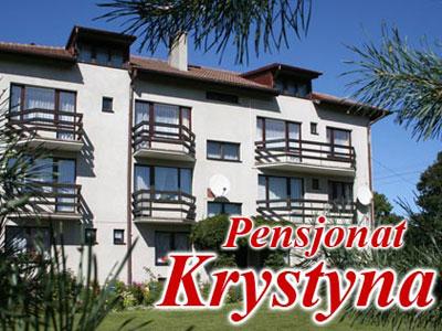 Pensjonat Krystyna – K.Oppermann zdjęcie pokoju w Łebie