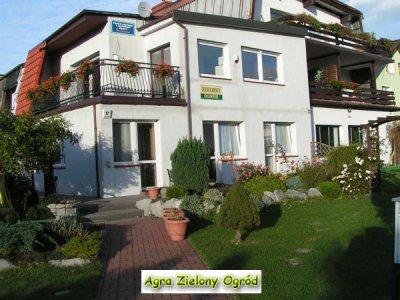 Agra Zielony Ogród zdjęcie pokoju w Łebie