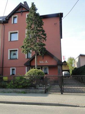 Apartament M&A zdjęcie pokoju w Łebie