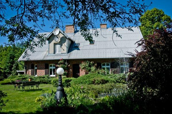 Leśniczówka-Forsthaus Bór zdjęcie pokoju w Łebie