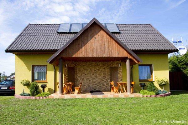 Domki – Ania zdjęcie pokoju w Łebie