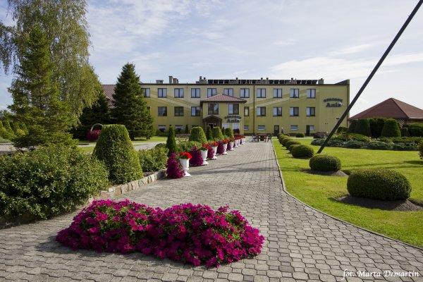 Ośrodek Kolonijny ANIA zdjęcie pokoju w Łebie