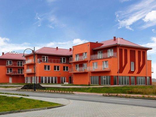 Domki Letniskowe Maxim zdjęcie pokoju w Łebie