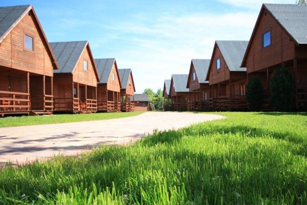 Domki Letniskowe Magda zdjęcie pokoju w Łebie