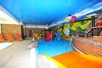 Wodny plac zabaw dla dzieci zdjęcie pokoju w Łebie